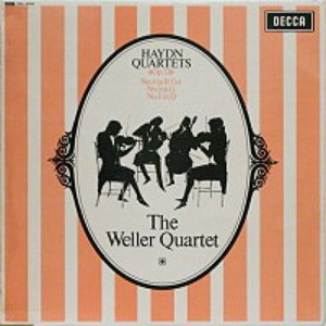 Image for 'Weller Quartet'