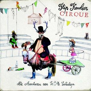 Imagem de 'Cirque. De avonturen van W.M. Warlop'