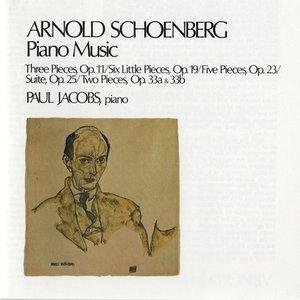Image for 'Five Piano Pieces, Op. 23: Schwungvoll'