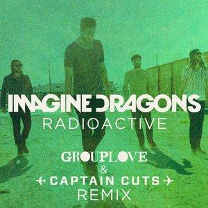Image pour 'Radioactive (Grouplove & Captain Cuts Remix)'