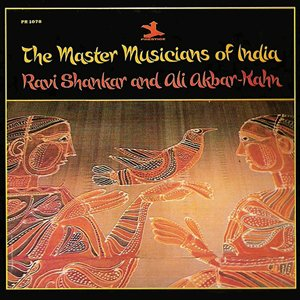 Bild für 'The Master Musicians Of India'