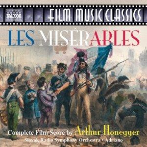Bild für 'HONEGGER: Miserables (Les) (1934)'