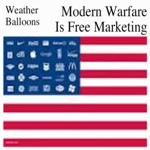Image for 'Modern Warfare Is Free Marketing'