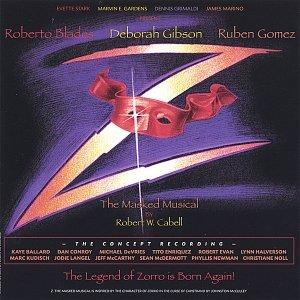 Bild för 'Z - The Masked Musical of Zorro'