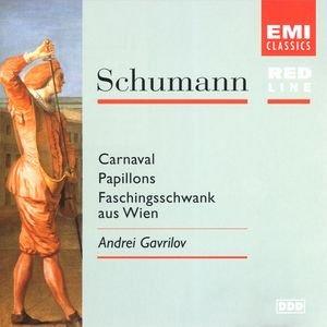 Image for 'Schumann: Carnaval/Papillons/Faschingsschwank aus Wien'