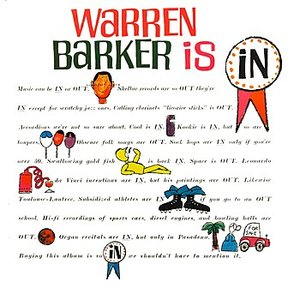 Image for 'Warren Barker Is In'
