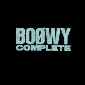 Immagine per 'BOOWY COMPLETE'