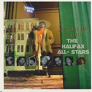 Image for 'NOCTURNAL RON PRESENTS THE HALIFAX ALL-STARS VOL 1'