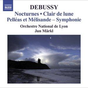 Image for 'Debussy, C.: Orchestral Works, Vol. 2  - Nocturnes / Clair De Lune / Pelleas Et Melisande-Symphonie'