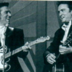 Image for 'Johnny Cash & Waylon Jennings'