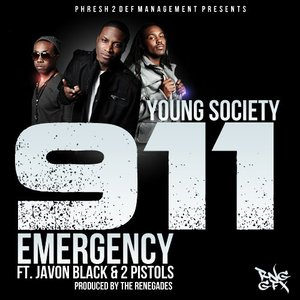 Image for 'Young Society (911 Emergency Single)'
