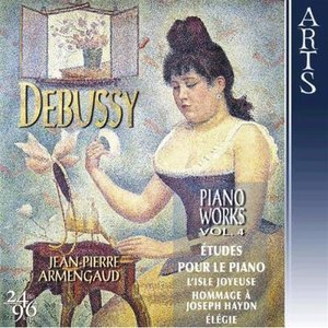 Image for 'Debussy: Complete Piano Works - Vol. 4'