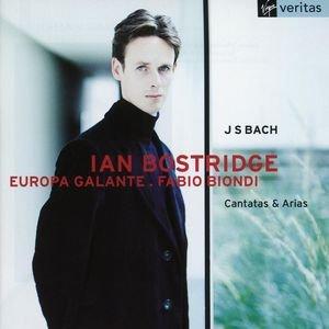 Image for 'Bach: Cantatas & Arias'