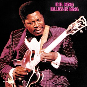 Image for 'Blues Is King'