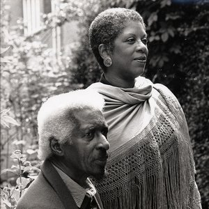 Image for 'Jeanne Lee & Mal Waldron'