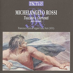 Image for 'Rossi: Toccate e Correnti, parte seconda'