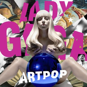 Image for 'ARTPOP'