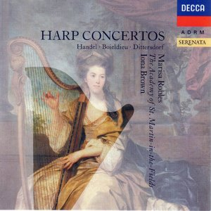 Imagem de 'Harp Concertos'