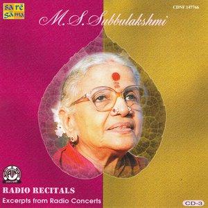 Image for 'M.S.S - Radio Recitals - Vol. 3'