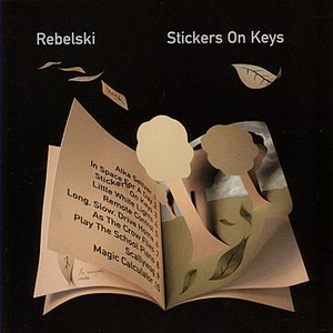 Image pour 'Stickers on the Keys'