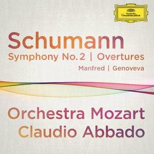 Image for 'Schumann: Symphony No.2; Overtures Manfred, Genoveva'
