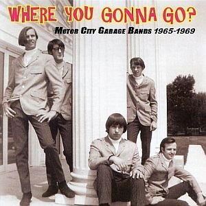Image for 'Where You Gonna Go?'