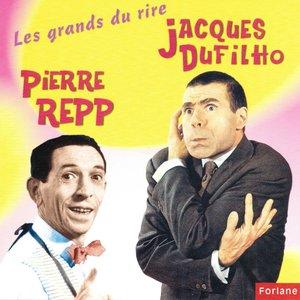 Imagen de 'Les grands du rire : Pierre Repp, Jacques Dufilho'