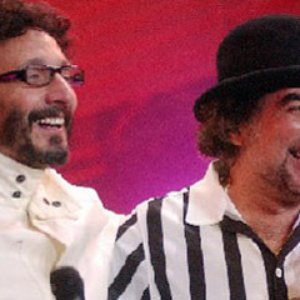 Image for 'Joaquin Sabina y Fito Paez'