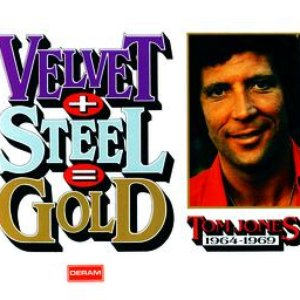 Image for 'Velvet + Steel = Gold - Tom Jones 1964-1969'