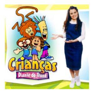 Image for 'Crianças Diante do Trono'
