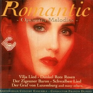 Image for 'Romantic Operetta Melodies'
