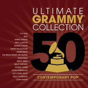 Image for 'Ultimate GRAMMY Collection: Contemporary Pop'