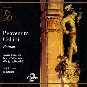 Image for 'Benvenuto Cellini'