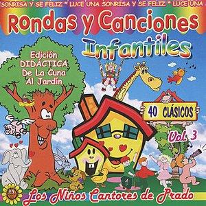 Image for 'Rondas & Canciones Infantiles, Vol. 3'