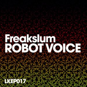 Image for 'Robot Voice EP'