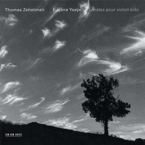 Image for 'Sonatas pour violin solo, Op. 27 (feat. violin: Thomas Zehetmair)'