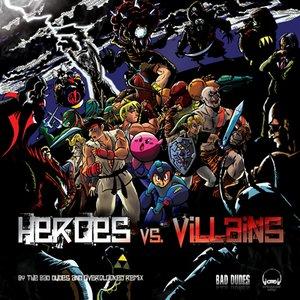 Image for 'Heroes vs. Villains'