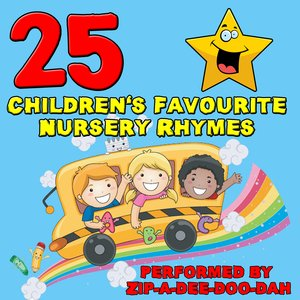 Immagine per '25 Children's Favourite Nursery Rhymes'
