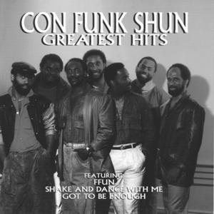 Image for 'Greatest Hits: Con Funk Shun'