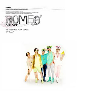 Image for 'The Second Mini Album - ROMEO'