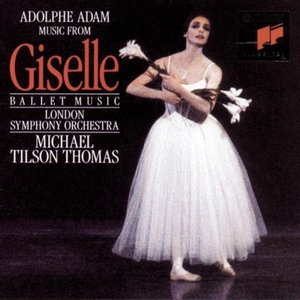Image for 'Adolphe Adam: Music from Giselle'