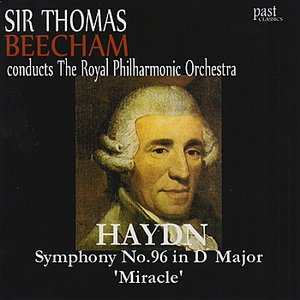 Image for 'Haydn: Symphony No. 96 in D Major, 'Miracle''