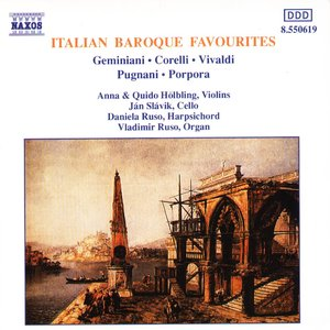 Image for 'Italian Baroque Favourites'