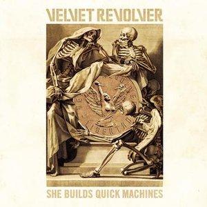 Image pour 'She Builds Quick Machines'