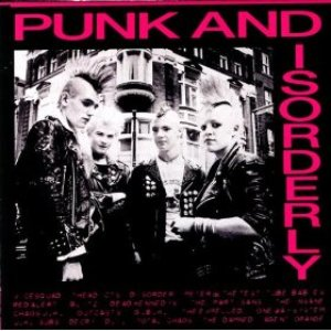 Image for 'Punk And Disorderly - Deluxe Edition'