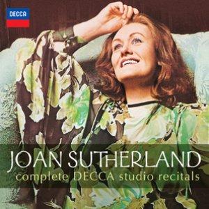 Image for 'Joan Sutherland - Complete Decca Studio Recitals'