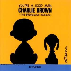 Image for 'You're a Good Man, Charlie Brown'