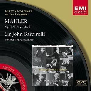 Bild för 'Mahler : Symphony No.9'