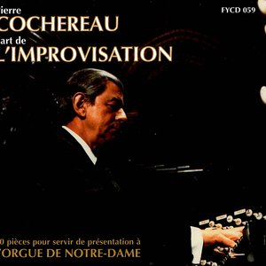 Image for 'Cochereau: L'art de l'improvisation'