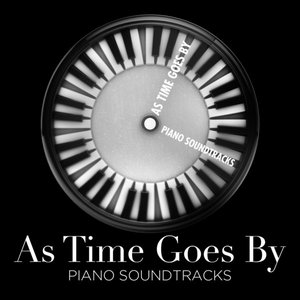 Image for 'As Time Goes By - Piano Soundtracks'